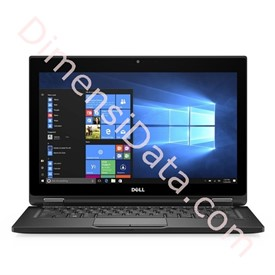 Jual Laptop DELL Latitude 5289 Touch 2in1 [i5-7300U, 8GB, 256SSD, W10Pro]